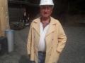 Franz-Josef Grünen (80), ehrenamtlicher Führer im Bergwerk Fell. Foto: Nicola Dülk