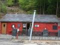 Das alte Museumshaus sollte nicht einem größeren Informationszentrum zum Opfer fallen. Foto: Besucherbergwerk Fell