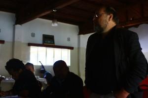 Dr. Heinz Bongartz, Resident Representive der Friedrich Eber Stiftung