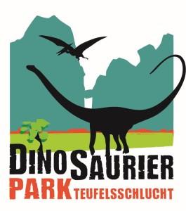 Logo Dinopark Teufschlucht