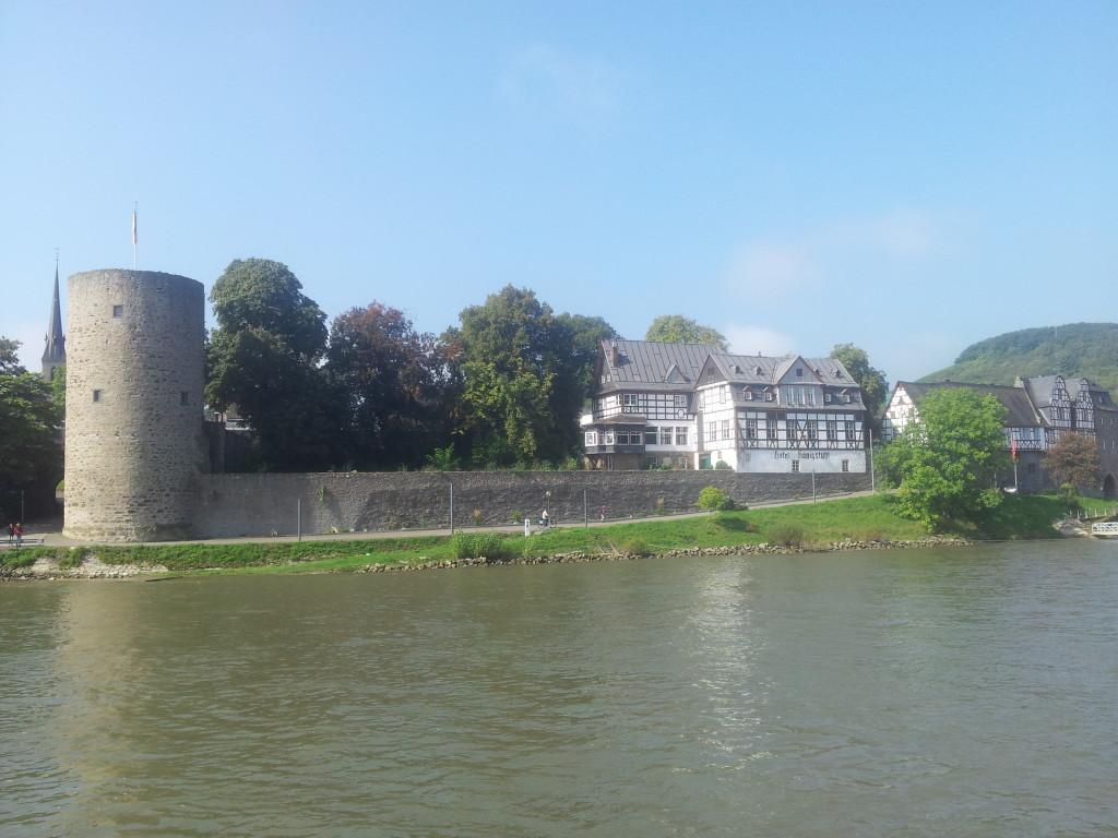 Königstuhl zu Rhens mit Hexenturm